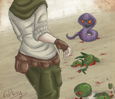 Your move, trainer by Esktasy