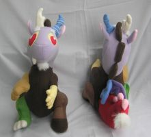 Discord Babies Front and Back by AdaStreet