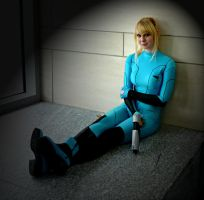 Samus Aran Animazement 2010 by Mechpics