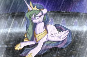 Tears Of A Solar Empress by vicse