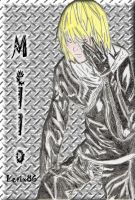 Mello - Death Note by Letix86