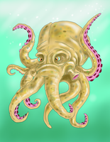 Octopus by bigcas61