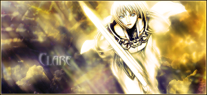 Claymore: Clare Signature by iTinkerego