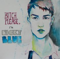 Nicky Blue by Shinohahn-chan