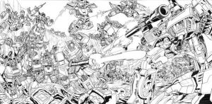 tfcon litho lineart by markerguru