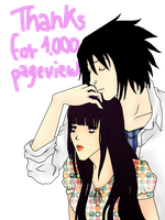 Thanks for 1,000 pageviews by mimydattebayo