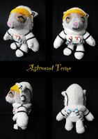 Astronaut Teemo plush by nfasel