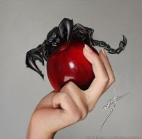 Apple Scorpion by LimonTea