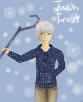 Jack Frost by 12341smiley