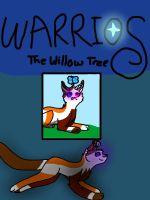 The new cover for FanmadeWarriorCats by KittenMonster25
