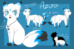 Azura Reference by Philstock2000