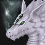 The Oracle Dragon by Decadia