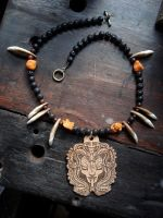 Halloween necklace by missmonster