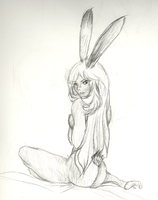 Fran the Pinup-Girl Viera by mudangel
