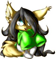My HTF OC!!!....Her name is May... by Reyna174