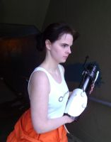 Chell 4 by Angelic-Obscura