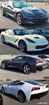 2014 Corvette Stingrays! by JDM4CHRIST