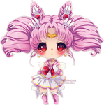 Chibiusa by LaDollBlanche