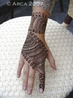 darcy's henna by arcanoide