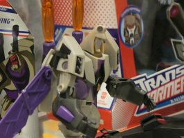 BotCon '08: Blitzwing by Sol-Domino