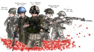 Remembrance Day 2012 by NDTwoFives