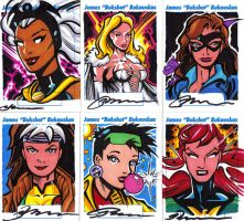XMen Ladies by bukshot