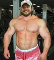 MuscleMorph: Tom Welling 1 by dolphinbad