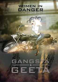 Women In Danger - Gangsta Geeta by Merlinsbeard