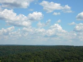 Firetower view 5 by AudiVideTace
