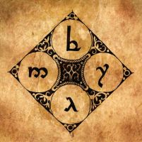 Elven compass - v0.1 by ILoveKnives