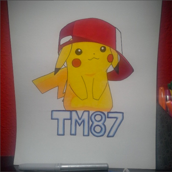 Pikachu Swagger by ArtisticFlow