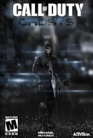 call of duty : ghosts by 9-Breaker