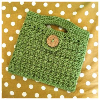 Tablet Bag by TheArtisansNook