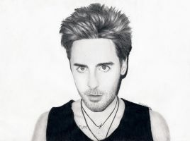 Jared Leto 2 by divineline