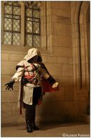 AC: The Assassin by CosplayerWithCamera