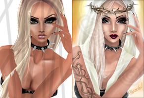 IMVU DP: PlazDoll by MissBlindly