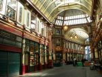 Leadenhall Market London UK by PepstarsWorld