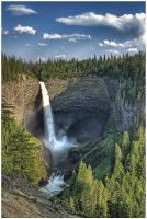 Helmcken Falls by od1e
