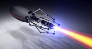 LASER CANNON by Pentaganist