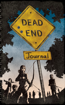 Dead End Journal Book Cover 01 by alexsanlyra