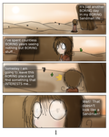 Bored in the Desert by Kaolyne