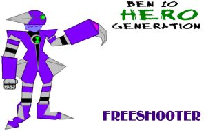 B10HeroGeneration-Freeshooter by captain-lelouch