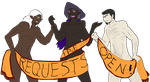 4th Annual Costume Request Pool [CLOSED] by SquirrellyThief
