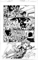 AQUAMAN Issue 01 Page 05 by JoePrado2010