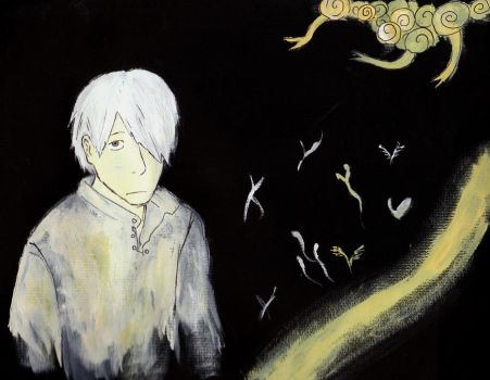 Mushishi by Demi-Heart