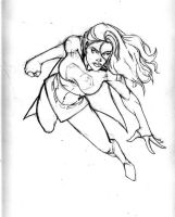 Supergirl by grover80