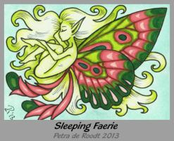 ATC - Sleeping Faerie (available) by spaceship505