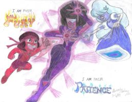 Steven Universe - I am a Conversation! by SemiJuggalo