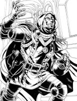 Doctor Doom by jasonbaroody