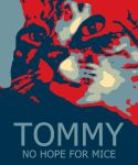 Tommy poster by TLBKlaus